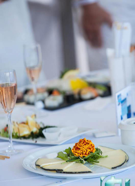 Personal Chef Caterers in Torremolinos